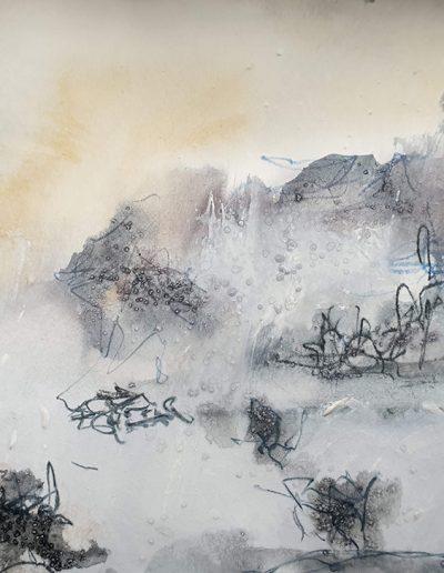 Norway sketch 2019. A4 Watercolour.