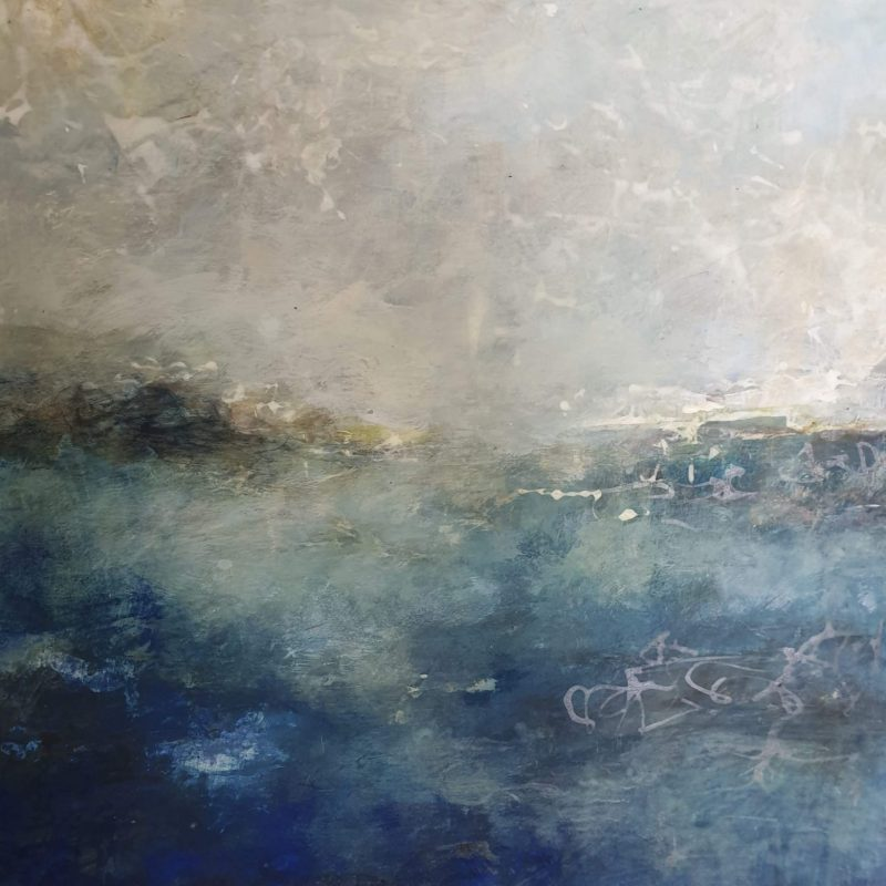 December News: Exhibition of New Seascape Paintings: