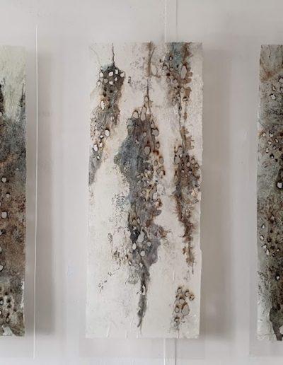 Triptych Alkali